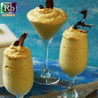 Caramel Banana Mousse - No Gelatine Recipe
