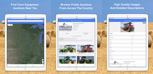 Tractor Zoom: Farm Auctions - Apps on Google Play