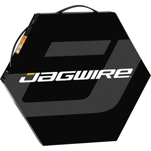 Jagwire 4mm Black Derailleur Housing with L3 Liner 50M