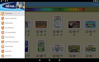 Screenshot of Kids A-Z