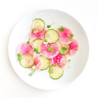 Daikon Radish Salad Cucumber Recipes
