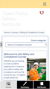 Open Public Safety Institute- screenshot thumbnail