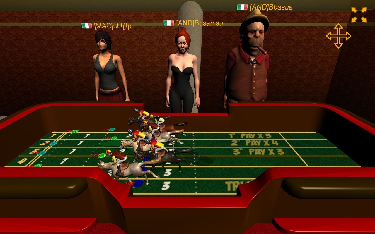 horse racing 2 players