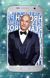 Vin Diesel Wallpaper - náhled