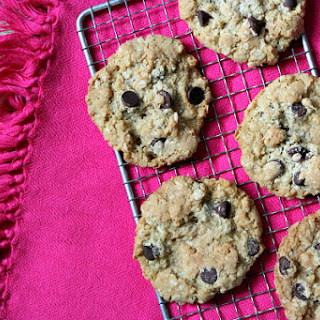 Coconut Chocolate Chip Rice Krispie Cookies Recipes
