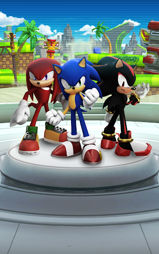 Sonic Forces u2013 Multiplayer Racing & Battle Game modavailable screenshots 11