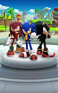 Sonic Forces: Speed Battle apk screenshot