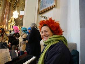 Photo: Pumuckl spielt das Klavier