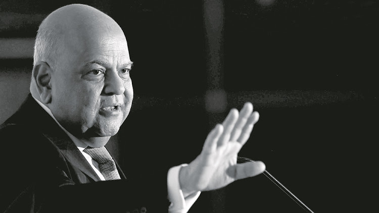 "Former Transnet board member Seth Radebe is suing Gordhan for ""unfair discrimination""' based on the fact that Gordhan fired him just four months after he was appointed"