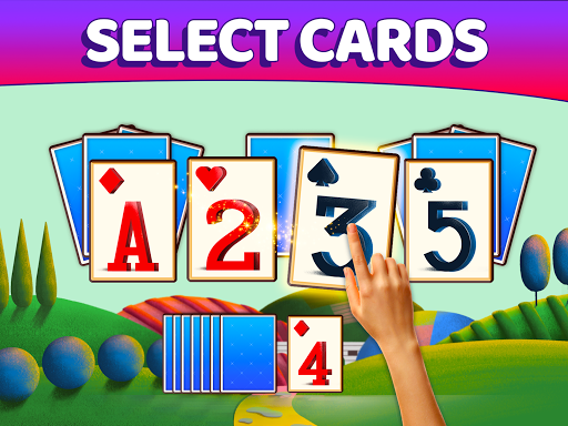 Solitaire TriPeaks - Play Free Card - Solitairians apktram screenshots 9