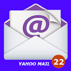 Email for Yahoo Mail Mobile  Guide icon