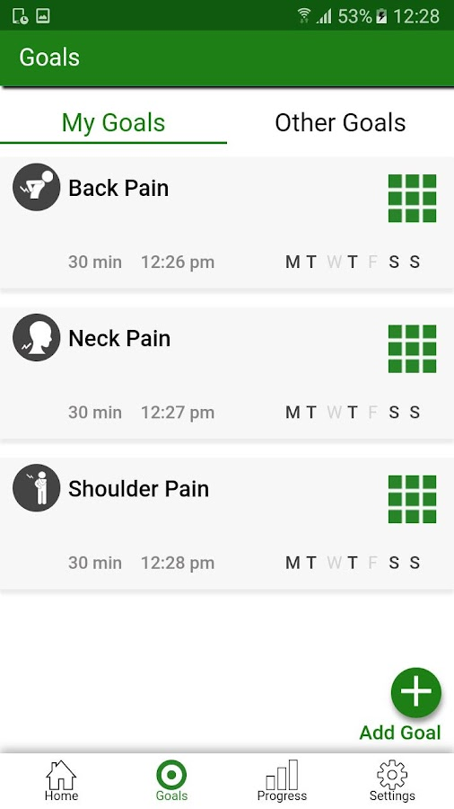 9zest FixHealth - Pain, Stress- screenshot