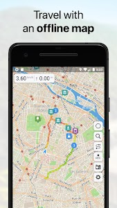 Guru Maps Pro - Offline Maps & Navigation 4.6.2 (Patched) (Mod)