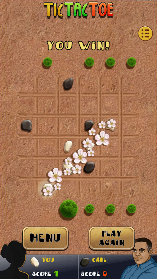 Tic Tac Toe Free- screenshot