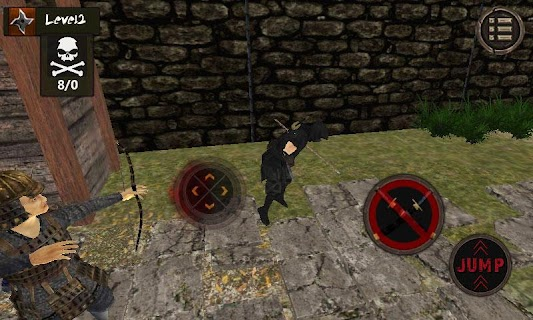 Shinobidu: Ninja Assassin 3D screenshot 20
