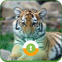Baby Tiger Wall & Lock icon