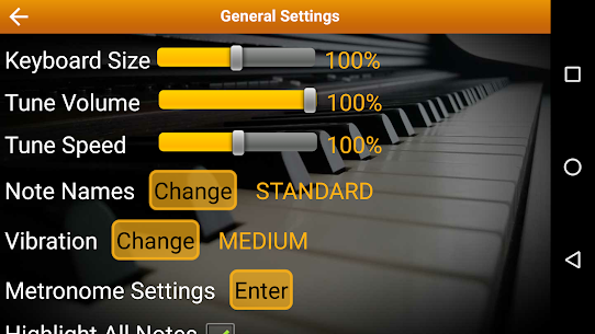 Piano Scales & Chords Pro (Paid) 5