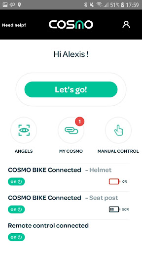 Cosmo Ride ss2