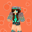 HD Girl Skins for Minecraft PE icon
