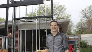 The Unfoldable Tiny House