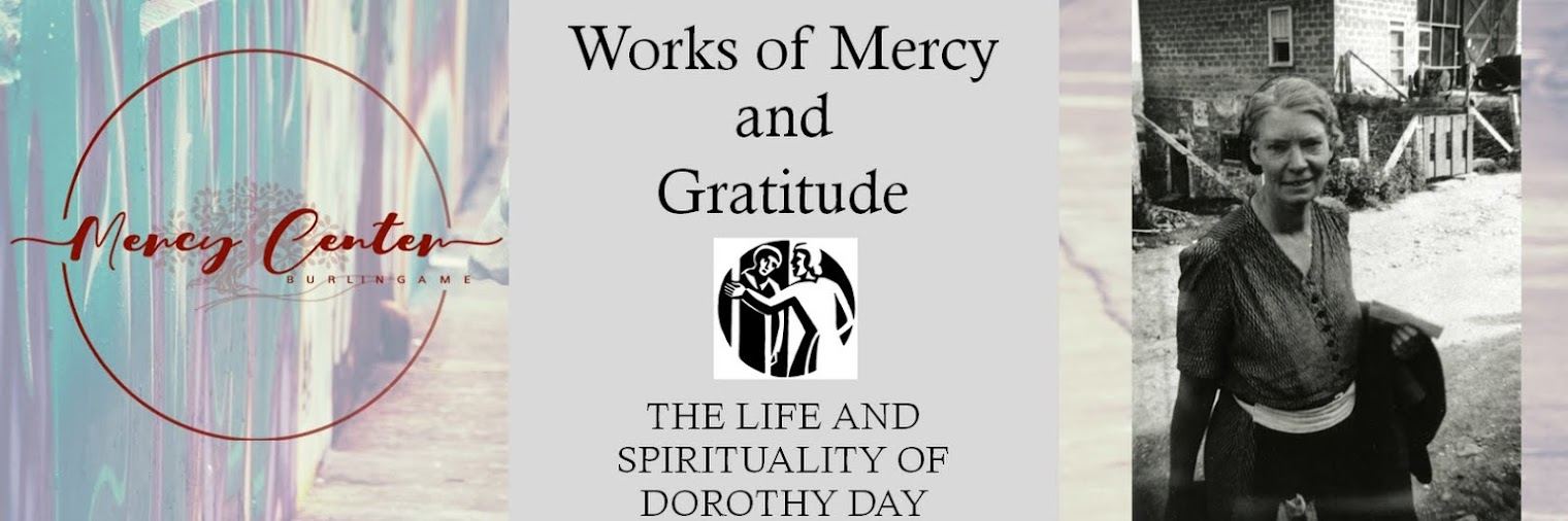 Live Online: Works of Mercy and Gratitude