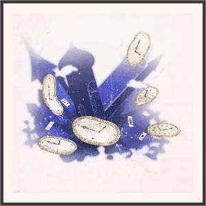 永遠の時計