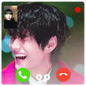Call Simulator BTS - idol bts fake caller icon