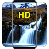 Waterfall Live Wallpaper - Waterfall Wallpaper HD Android APK Download Free By BazApps - Free Android Apps & Live Wallpapers
