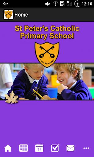 St Peter's Catholic Primary