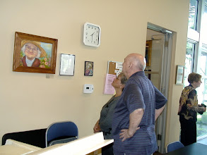 Photo: Gene and Victoria Ramella / 4-21-13 4-21-13 Les & Sydelle Sher Art exhibit at Weissman Ctr