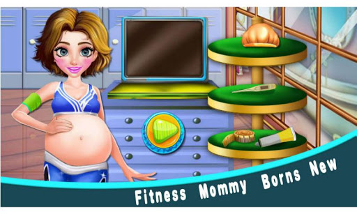 Fitness Mommy Borns New Baby