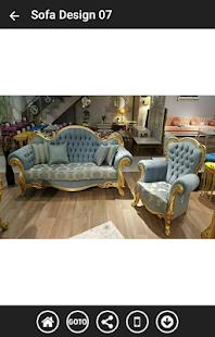 Unique Sofa Set Designs - náhled