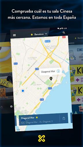 Cinesa: Cartelera de películas 2.4.0 screenshots 4