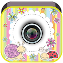 Cute Photo Frames & Effects icon