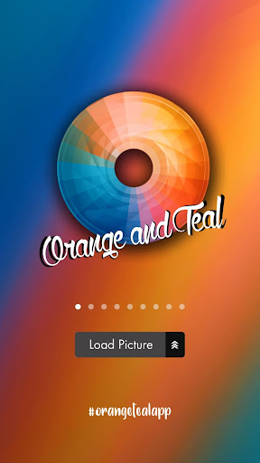 Orange Teal Apk 1