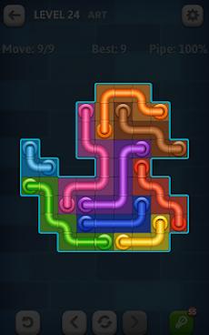 Line Puzzle: Pipe Artのおすすめ画像5