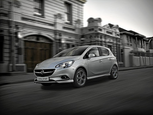 Opel has introduced a new Corsa Sport. Picture: QUICKPIC