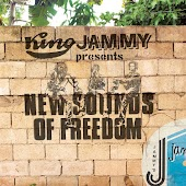 King Jammy Presents New Sounds Of Freedom