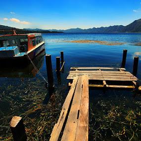 by Anta Abine Hiro - Transportation Boats