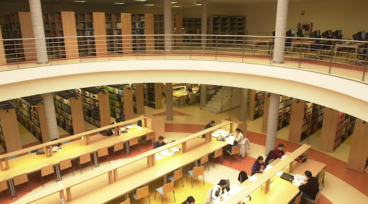 La Biblioteca abre solo las puertas de su Sala 24 horas en Navidad