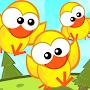 Tatlong Bibe Game: 3 Ducklings
