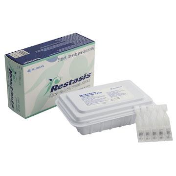 Restasis 0.05% Viales   Unidosis Fco.x0.4Ml.x30Via.Allergan Ciclosporina