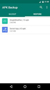 APK App BackUp & Restore – Easy BackUp and Restore App Download For Android 5