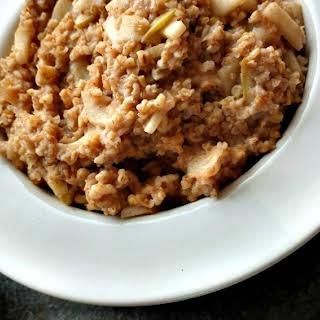 Healthy Crockpot Oatmeal Recipes.