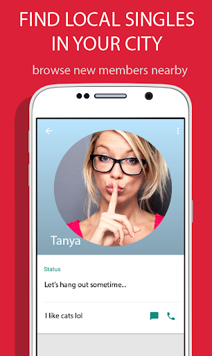 hook up free messaging app