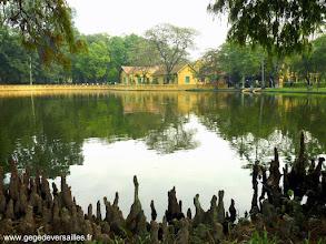 Photo: #017-Le parc Bac Thao où vivait Hô Chi Minh