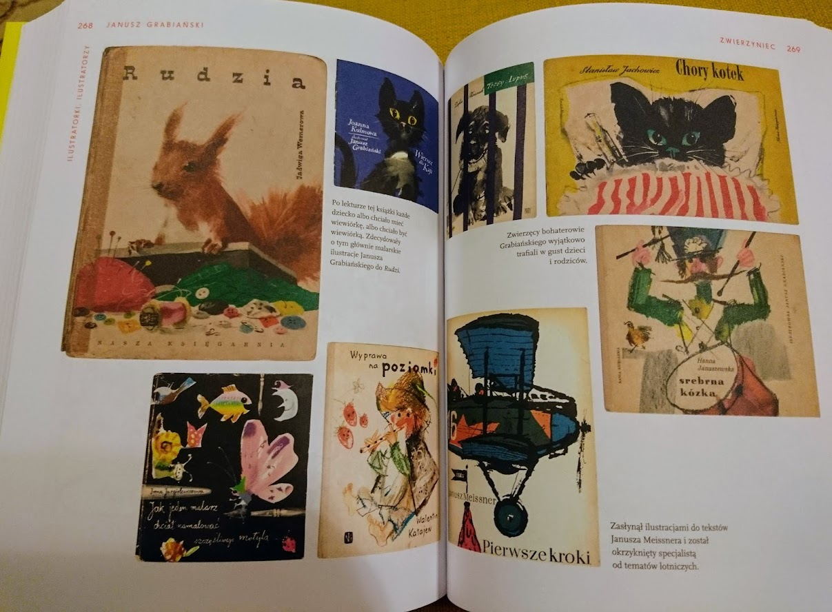 Barbara Gawryluk, Ilustratorki i ilustratorzy. Motylki na okładki i smoki bez wąsów