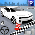 Car Parking Challenge 2020: City Car Parking Games icon