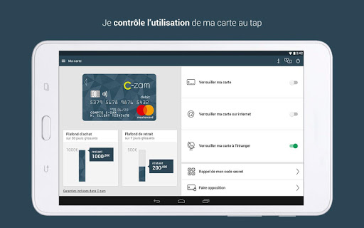 C zam 1 0 4 apk by carrefour groupe details - Credit carrefour pieces justificatives ...