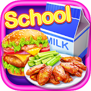 Game School Lunch Food Maker! APK for Windows Phone